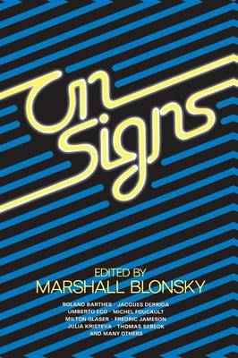 On Signs (Paperback)