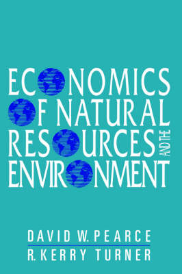 Economics of Natural Resources and the Environment (Paperback)