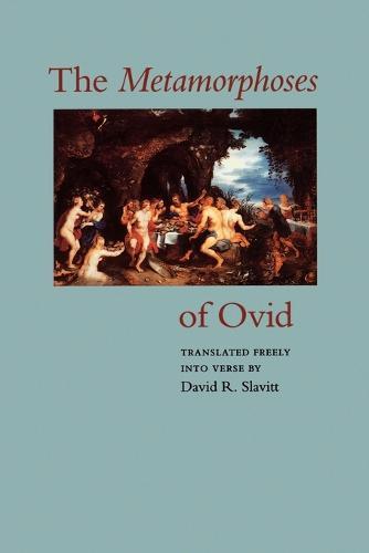 The Metamorphoses of Ovid (Paperback)