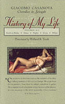 History of My Life: Volumes 1 and 2 (Paperback)