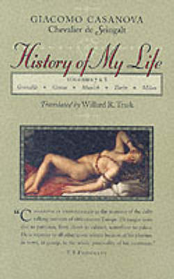 History of My Life: Volumes 7 and 8 (Paperback)