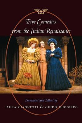 Five Comedies from the Italian Renaissance (Paperback)