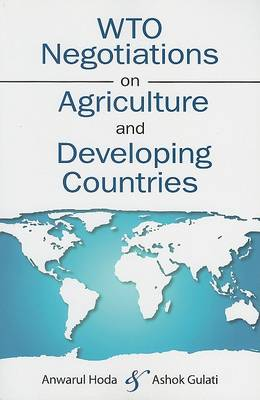 WTO Negotiations on Agriculture and Developing Countries (Paperback)