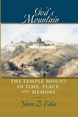God's Mountain: The Temple Mount in Time, Place, and Memory (Paperback)