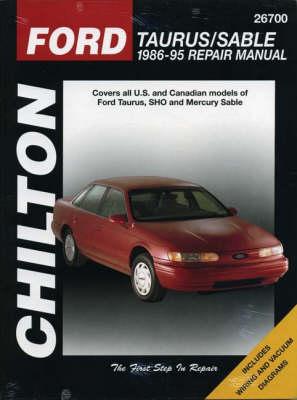 Ford Taurus/Sable: 1986-1995 (Paperback)
