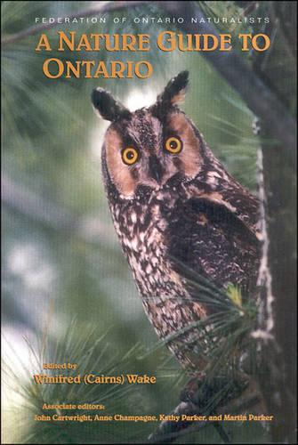 A Nature Guide to Ontario (Hardback)