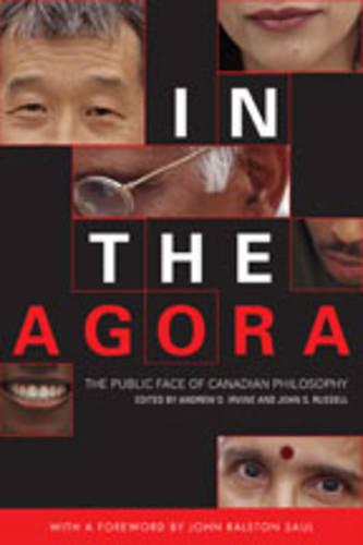 In the Agora: The Public Face of Canadian Philosophy (Hardback)