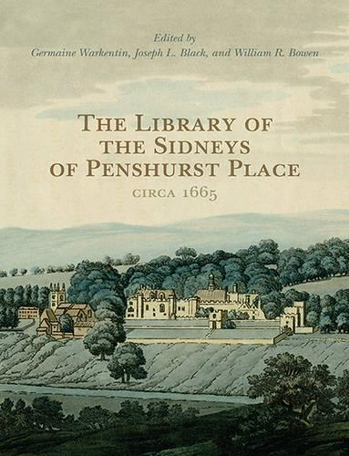The Library of the Sidneys of Penshurst Place circa 1665 (Hardback)