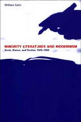 Minority Literatures and Modernism: Scots, Breton and Occitan, 1920-1990 - University of Toronto Romance Series (Hardback)
