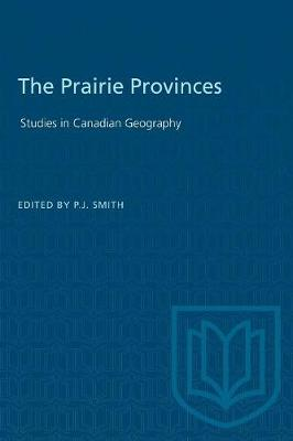 Prairie Provinces - Study in Canadian Geography (Paperback)