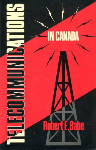 Telecommunications in Canada (Paperback)