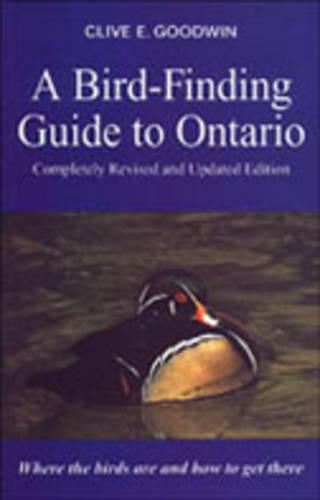 A Bird-Finding Guide to Ontario (Paperback)