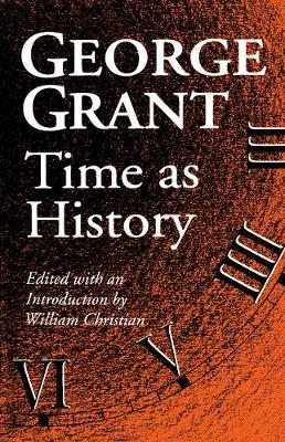 Time as History (Paperback)