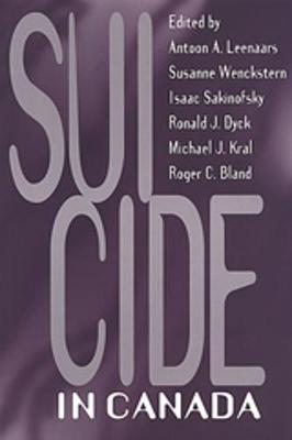 Suicide in Canada (Paperback)