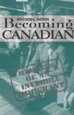 Becoming Canadian (Paperback)