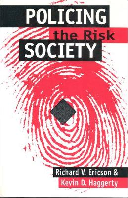 Policing the Risk Society (Paperback)