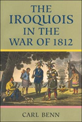 Iroquois in the War of 1812 (Paperback)