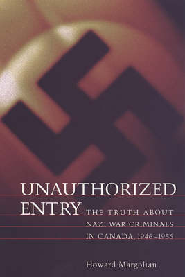 Unauthorized Entry Pb (Paperback)