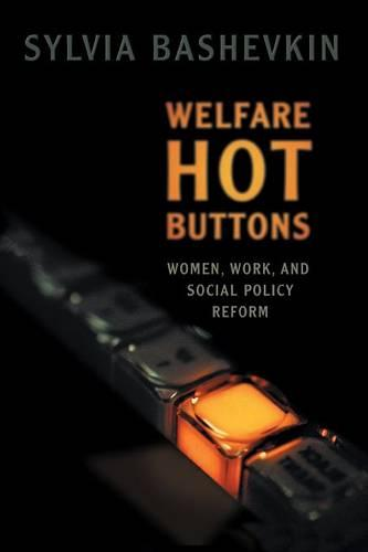 Welfare Hot Buttons: Women, Work, and Social Policy Reform (Paperback)