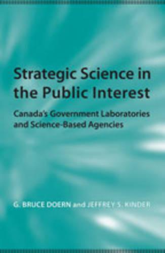 Strategic Science in the Public Interest (Hardback)