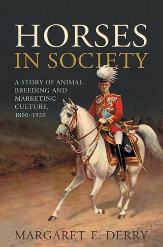 Horses in Society: A Story of Animal Breeding and Marketing Culture, 1800?1920 (Hardback)