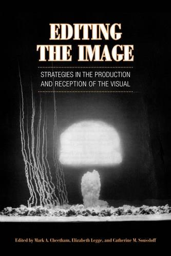 Editing the Image: Strategies in the Production and Reception of the Visual (Hardback)