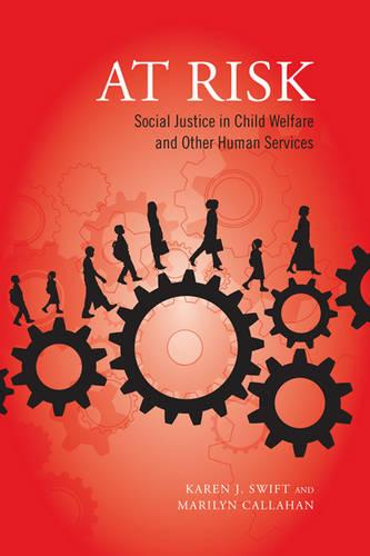 At Risk: Social Justice in Child Welfare and Other Human Services (Hardback)