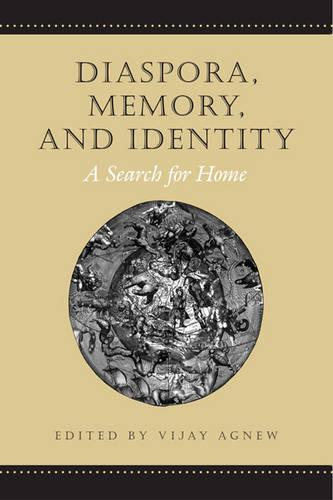 Diaspora, Memory, and Identity: A Search for Home (Paperback)