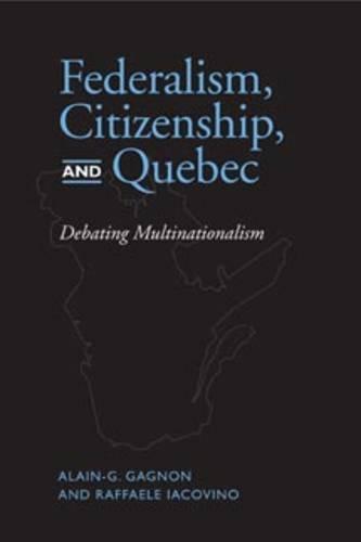 Federalism, Citizenship and Quebec (Paperback)
