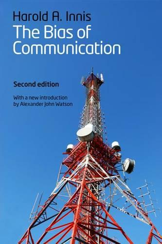 The Bias of Communication (Paperback)