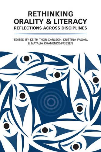 Orality and Literacy: Reflections across Disciplines (Hardback)