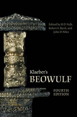 "Klaeber's ""Beowulf"" - Toronto Old English Studies (Hardback)"