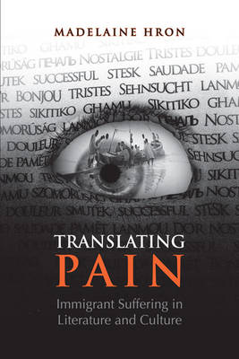 Translating Pain: Immigrant Suffering in Literature and Culture (Hardback)