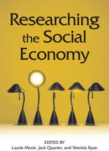 Researching the Social Economy (Hardback)