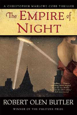 The Empire of Night - Christopher Marlowe Cobb Thriller (Paperback)