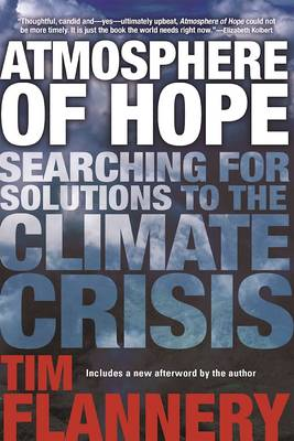 Atmosphere of Hope: Searching for Solutions to the Climate Crisis (Paperback)