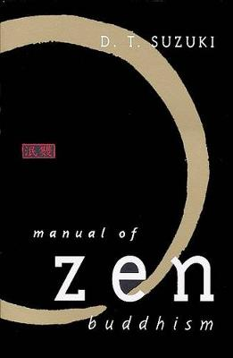 Manual of Zen Buddhism (Paperback)