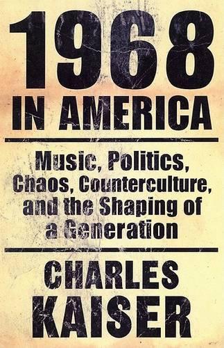 1968 in America (Paperback)
