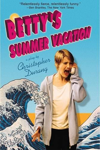 Betty's Summer Vacation (Paperback)