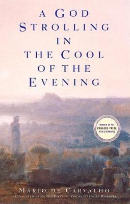 A God Strolling in the Cool of the Evening (Paperback)