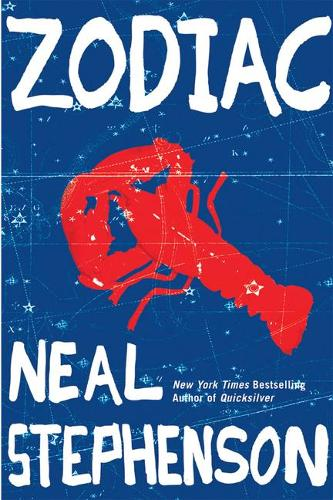 Zodiac: The Eco-Thriller (Paperback)