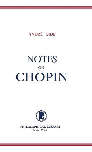 Notes on Chopin (Hardback)