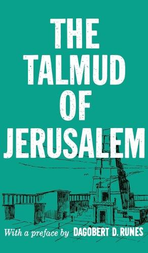 The Talmud of Jerusalem (Hardback)