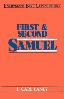 First and Second Samuel - Everyman's Bible Commentary Series (Paperback)