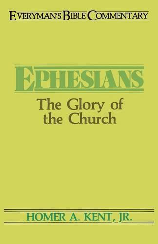 Ephesians - Everyman's Bible Commentary Series (Paperback)