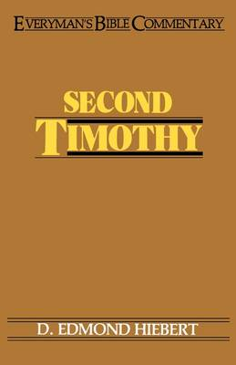 Second Timothy - Everyman's Bible Commentary Series (Paperback)