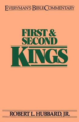 First and Second Kings - Everyman's Bible Commentary Series (Paperback)