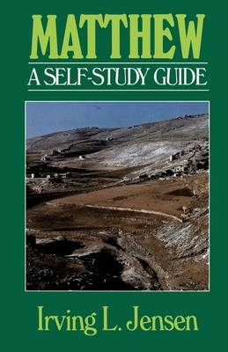 Matthew - Bible Self Study Guides (Paperback)