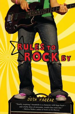 Rules to Rock by (Hardback)