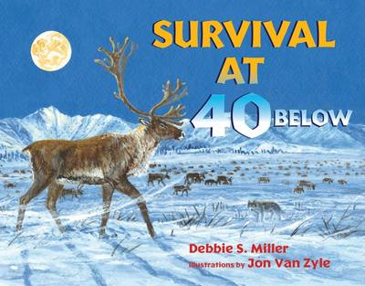 Survival at 40 Below (Paperback)